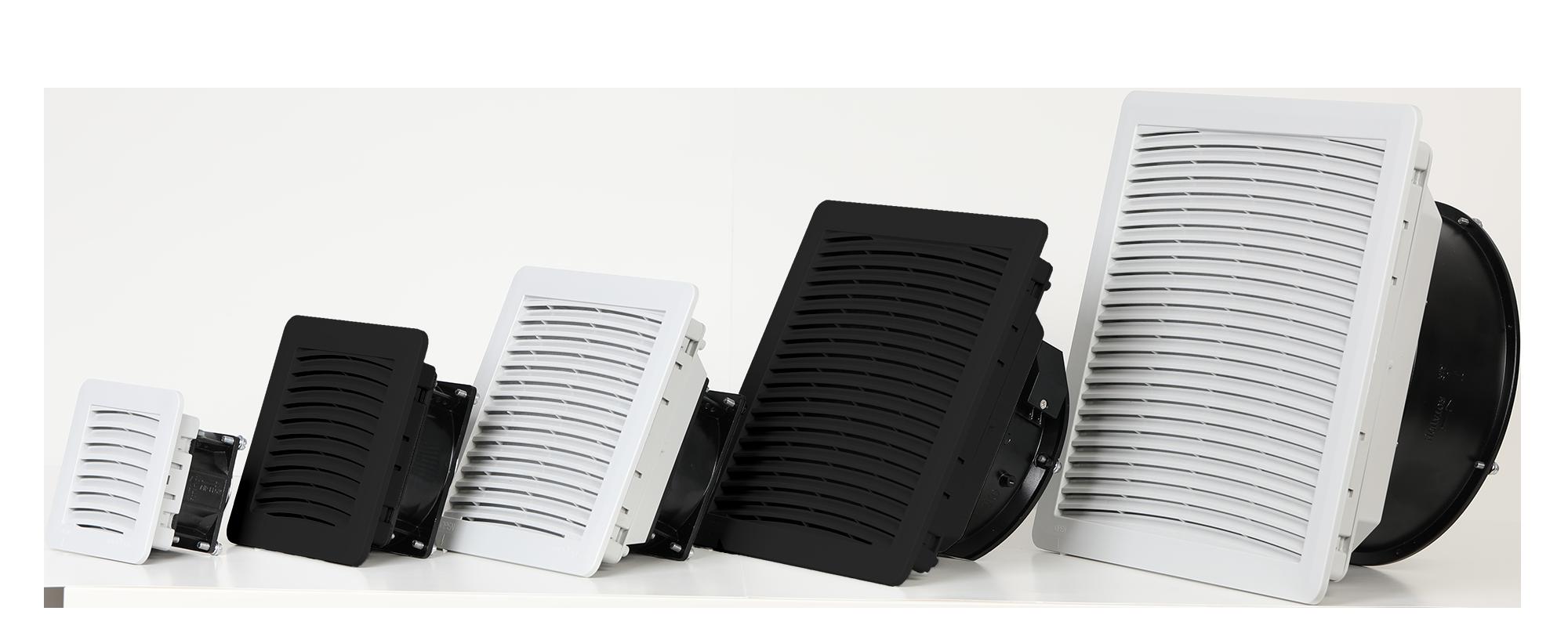 Filtres de ventilateur et filtres d'échappement