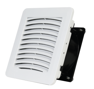 """6"""" Fan Filter and Exhaust Filter"""
