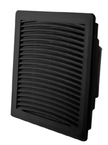 """FTEC26S series Performance Chart - 10"""" Fan Filter and Exhaust Filter"""
