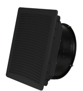 "12"" Fan Filter and Exhaust Filter"